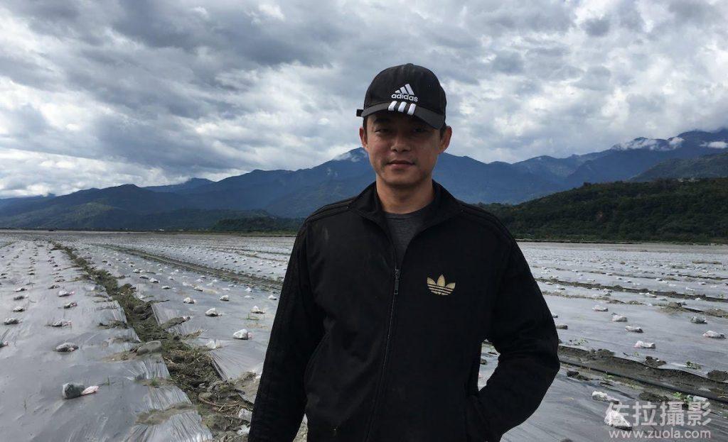 青年農民李中華