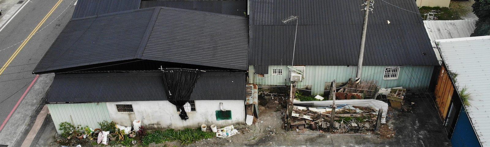 瑞穗村居民屋後有一塊空地是國有財產局的地